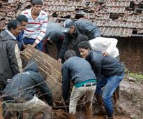 Pune landslide live: Death toll rises to 75, at least 100 more feared buried