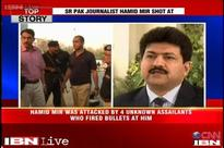Hamid Mir stable after attack; Pak PM summons high level meeting