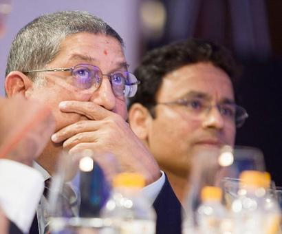 Srinivasan debarred from board meetings after Supreme Court upholds ban