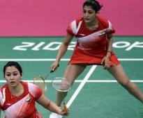 Badminton: New hope for doubles in India