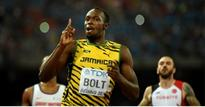 Rediff Sports - Cricket, Indian hockey, Tennis, Football, Chess, Golf - Bolt arrives in Rio as immortality beckons