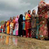 Lok Sabha elections 2014: What price polls for women in disturbed areas?