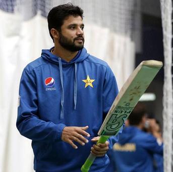 Rediff Cricket - Indian cricket - Pakistan recall Azhar, Umar Akmal for Champions Trophy