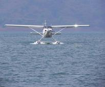 As tourist planes land in Goa waters, fishermen threaten suicide