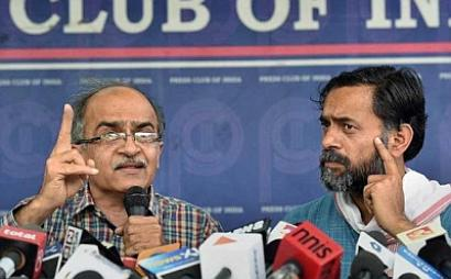 AAP set for a stormy national executive meeting today