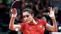 Rediff Sports - Cricket, Indian hockey, Tennis, Football, Chess, Golf - Manika Batra: Paddling dream into reality