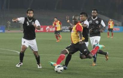 Edeh's late goal takes East Bengal past Mohammedans