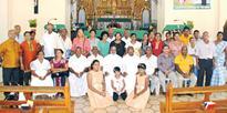 Sri Lankan pilgrims keep date with St Joseph Vaz mass