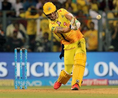 Rediff Cricket - Indian cricket - CSK's 'retirement home' show old is gold in IPL