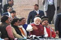 Modi happy over ghats, says world now listens to India