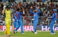 Rediff Cricket - Indian cricket - India dethrone South Africa to attain top spot in ODIs