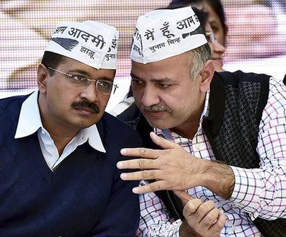 'This is AK Joti's gift to Modi': AAP over Office of Profit row