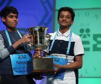 National Spelling Bee ends in tie for third straight year, Indian-Americans declared co-champions