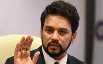 Rediff Cricket - Indian cricket - Onus on Anurag Thakur as BCCI discuss Lodha reforms in SGM
