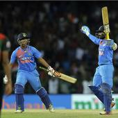 Rediff Cricket - Indian cricket - From floater to finisher: The second coming of Dinesh Karthik