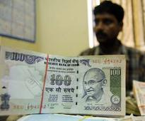 Rupee weak for a third straight day, falls below 64