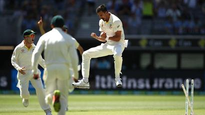 Rediff Cricket - Indian cricket - Starc ready for surprises from Melbourne pitch