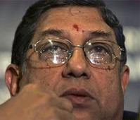 Rediff Sports - Cricket, Indian hockey, Tennis, Football, Chess, Golf - There is no question of my resignation: N Srinivasan