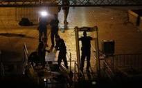 Israel stops use of metal detectors at sensitive Jerusalem holy site