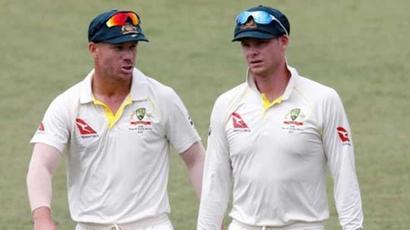 Rediff Cricket - Indian cricket - Steve Smith, David Warner to mentor team mates on club return