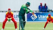 Rediff Cricket - Indian cricket - Fakhar Zaman slams double ton as Pakistan crush Zimbabwe to take 4-0 ODI series...