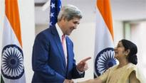 Kerry seeks reboot in India-US relations