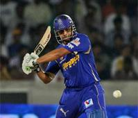 Rediff Sports - Cricket, Indian hockey, Tennis, Football, Chess, Golf - Pleasure to lead Rajasthan Royals: Rahul Dravid