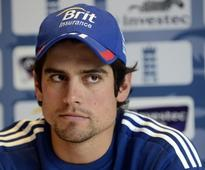 Cook downplays Johnson threat ahead of Ashes