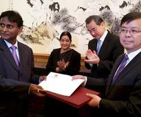 India, China tie up Modi visit, agree new Kailash yatra route