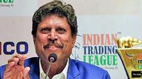 Sunny was best for the game: Kapil Dev