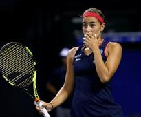 Rediff Sports - Cricket, Indian hockey, Tennis, Football, Chess, Golf - Wuhan Open: Roberta Vinci hands first round exit to Olympic gold medalist Monica Puig