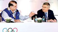 Rediff Sports - Cricket, Indian hockey, Tennis, Football, Chess, Golf - India will not boycott 2022 Commonwealth Games: IOA chief Narendra Batra