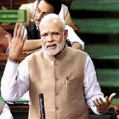No flaws in Land Bill: Narendra Modi