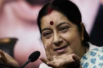 What time is Sushma Swaraj's speech? Read here