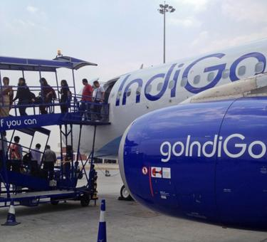 IndiGo interested in buying out Air India's flight operations