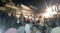 Hyderabad: 2 dead, many trapped after 6-storey building collapses