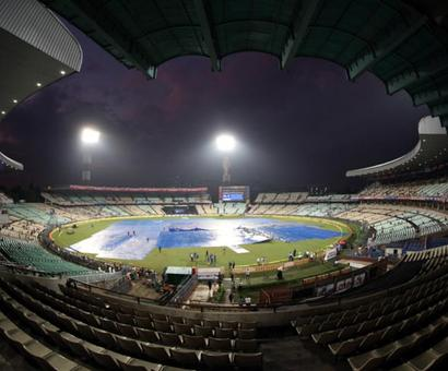 Kolkata T20 abandoned as South Africa win series 2-0