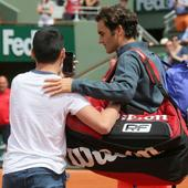 French Open: Fed Ex annoyed by selfie seeking fan post win in first round