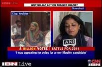 Shazia Ilmi defends her comments on Muslims, calls it sarcastic