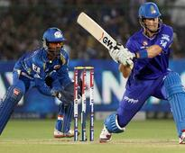 Rediff Sports - Cricket, Indian hockey, Tennis, Football, Chess, Golf - IPL 6: Rajasthan Royals opt to bat against Mumbai Indians