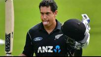 Rediff Sports - Cricket, Indian hockey, Tennis, Football, Chess, Golf - Board President's XI v/s New Zealand: Ross Taylor turns on the heat in second warm up match