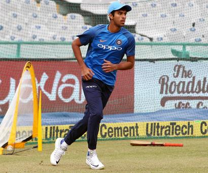 Rediff Cricket - Indian cricket - Playing for India is the ultimate dream: Washington