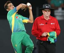 Rediff Cricket - Indian cricket - Mohammad Amir Takes Stunning Hat-Trick in Pakistan Super League
