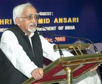 Hamid Ansari to represent India at Mohammad Qasim Fahim's funeral
