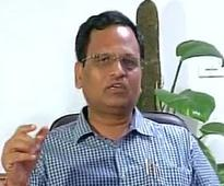 BJP accuses Satyendar Jain of mone..