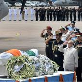 LIVE: A grateful nation pays tributes to ex-President APJ Abdul Kalam; funeral to be held at Rameswaram on Thursday