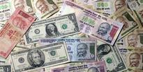 Rupee down seven paise Vs dollar in morning trade