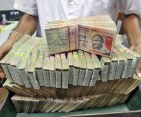Gujarat property dealer who declared Rs 13860 crore black money goes missing