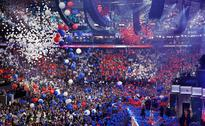 Hillary Clinton accepts nomination for President of the United States