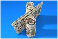 Rupee closes at Rs. 60.94 as against US dollar